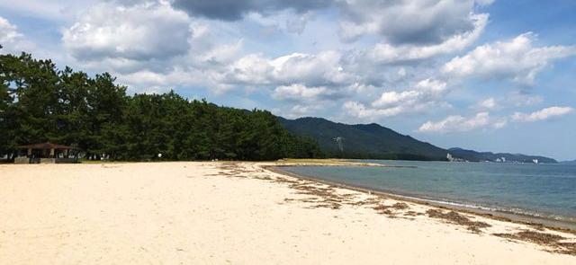 amanohashidate-sand
